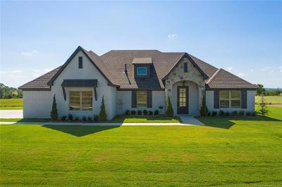 Claremore Single Family Home For Sale: 2521 S Catalayah Lane