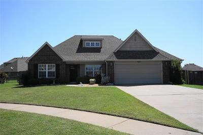 Owasso Single Family Home For Sale: 9105 N 153rd East Court