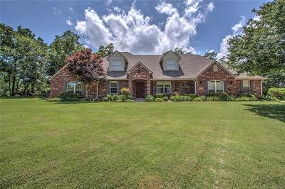 Catoosa Single Family Home For Sale: 3530 Crestview Lane