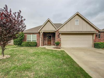 Glenpool Single Family Home For Sale: 13616 S Owasso Avenue
