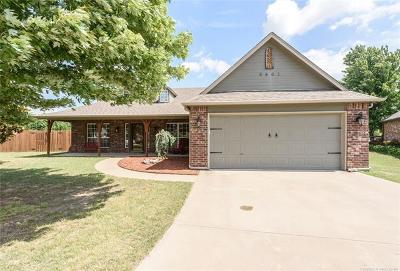 Owasso Single Family Home For Sale: 9901 E 100th Place N