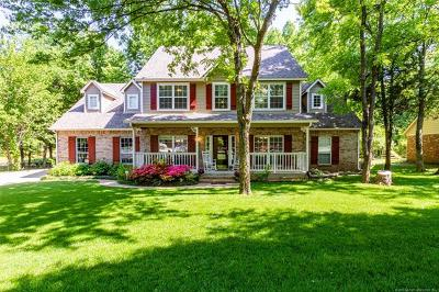 Owasso Single Family Home For Sale: 17914 E 92nd Street N