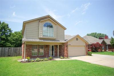 Owasso Single Family Home For Sale: 8250 N 127th East Avenue