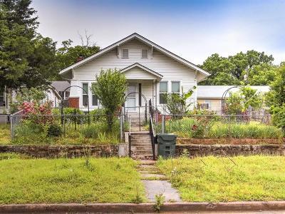 Sapulpa Single Family Home For Sale: 416 S Park Street