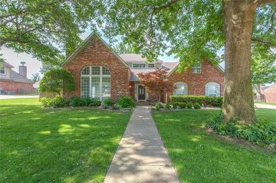 Broken Arrow Single Family Home For Sale: 5402 W Orlando Circle