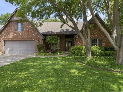 Tulsa Single Family Home For Sale: 6821 S Richmond Place