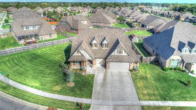Owasso Single Family Home For Sale: 8705 N 155th East Avenue