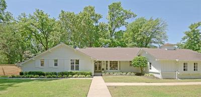 Tulsa Single Family Home For Sale: 5204 S Sandusky Avenue