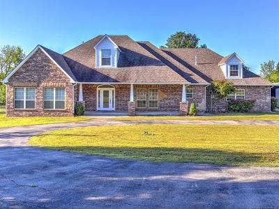 Coweta Single Family Home For Sale: 28464 E 151st Street