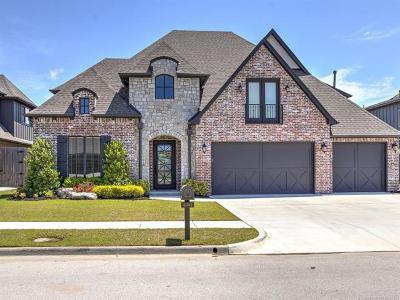Tulsa Single Family Home For Sale: 4341 S 172nd East East Avenue