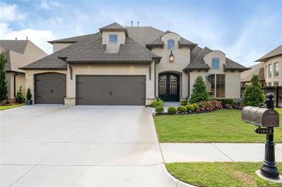 Tulsa Single Family Home For Sale: 11608 S Marion Avenue