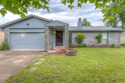 Coweta Single Family Home For Sale: 13635 S 287th East Avenue