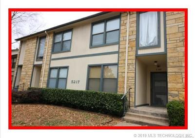 Bartlesville Condo/Townhouse For Sale: 5217 Nowata Road #C-102