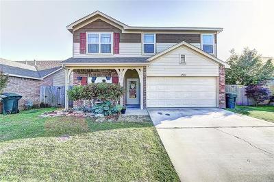 Owasso Single Family Home For Sale: 14902 E 109th Street North