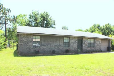 Single Family Home For Sale: 28494 E 139th Street S