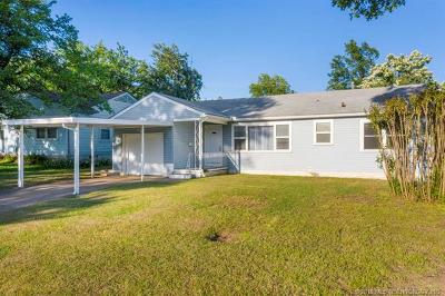 Single Family Home For Sale: 541 S 74th East Avenue