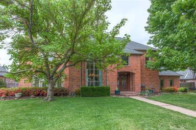 Tulsa Single Family Home For Sale: 5010 E 108th Street