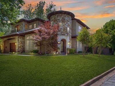 Tulsa Single Family Home For Sale: 1714 E 35th Street