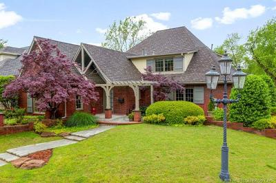 Tulsa Single Family Home For Sale: 5808 S Knoxville Avenue