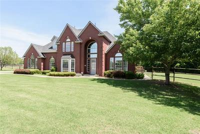 Jenks Single Family Home For Sale: 2205 W 112th Court S