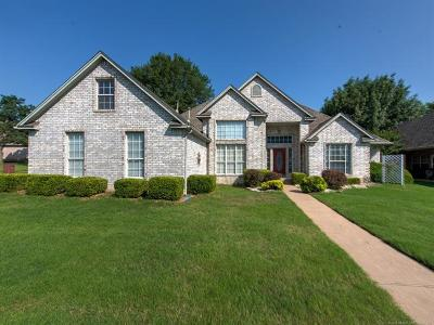 Sand Springs Single Family Home For Sale: 862 Ivy Lane