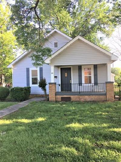 Ada Single Family Home For Sale: 319 E 13th Street