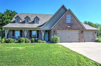 Coweta Single Family Home For Sale: 23443 E 135th Street