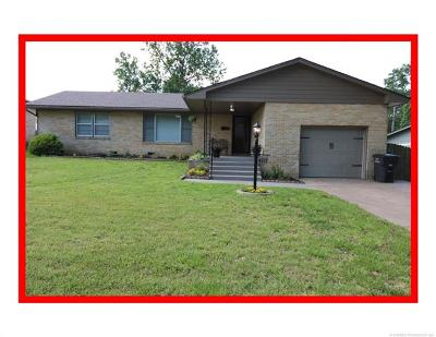 Bartlesville Single Family Home For Sale: 4717 Dartmouth Drive