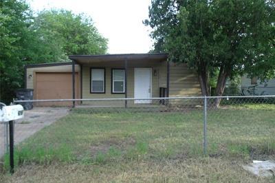 Tulsa Single Family Home For Sale