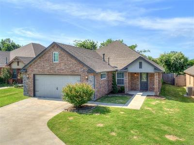 Jenks Single Family Home For Sale: 10711 Masters Circle
