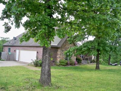 Claremore Single Family Home For Sale: 16391 Hubbard Road