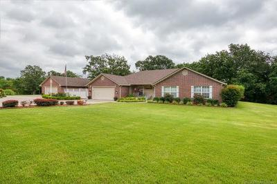 Creek County Single Family Home For Sale: 6600 W Canyon Road