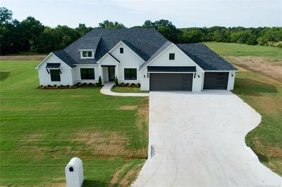 Claremore Single Family Home For Sale: 15465 E Taylor Lane