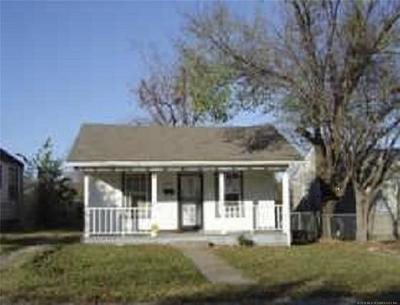 Tulsa Single Family Home For Sale: 4632 S 28th West Avenue