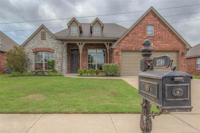 Broken Arrow OK Single Family Home For Sale: $207,000