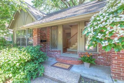 Tulsa Single Family Home For Sale: 3912 E 58th Place
