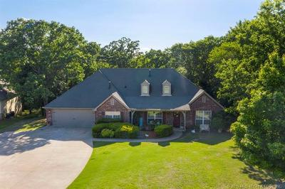 Claremore Single Family Home For Sale: 25070 S Red Oak Drive
