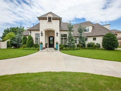 Tulsa Single Family Home For Sale: 11432 S College Avenue