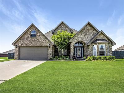 Fort Gibson Single Family Home For Sale: 1421 Hickory Hills Drive