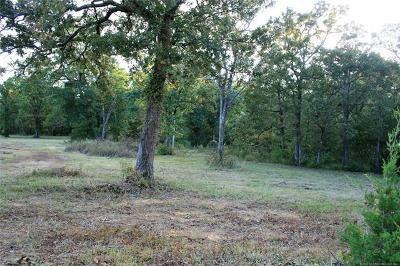Ada Residential Lots & Land For Sale: County Road 1541