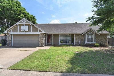 Owasso Single Family Home For Sale: 8731 N 121st East Avenue