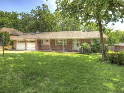 Bartlesville Single Family Home For Sale: 1488 Oakdale Drive