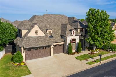 Tulsa Single Family Home For Sale: 11726 S Sandusky Avenue
