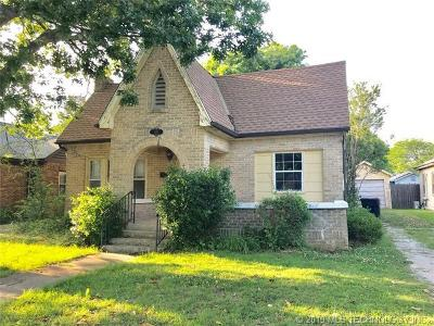 Ada Single Family Home For Sale: 820 E 17th Street
