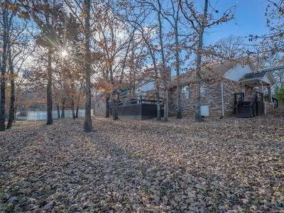 Park Hill OK Single Family Home For Sale: $299,900