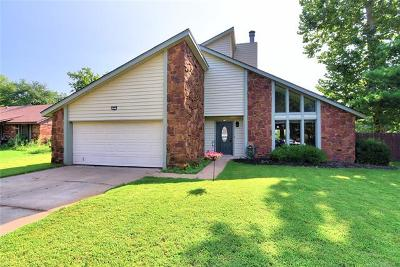 Jenks Single Family Home For Sale: 813 N Forest Place