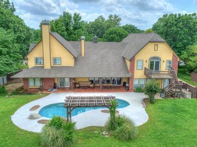 Tulsa Single Family Home For Sale: 3647 E 96th Place