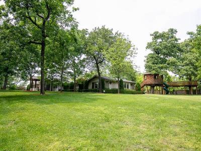 Broken Arrow, Jenks, Tulsa Single Family Home For Sale: 1939 E 45th Place