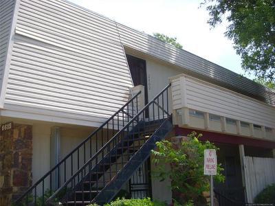 Tulsa Condo/Townhouse For Sale: 6615 S Zunis Avenue #2602