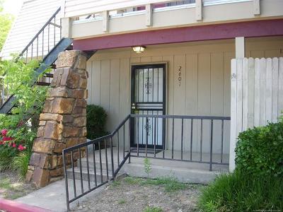 Tulsa Condo/Townhouse For Sale: 6615 S Zunis Avenue #2601
